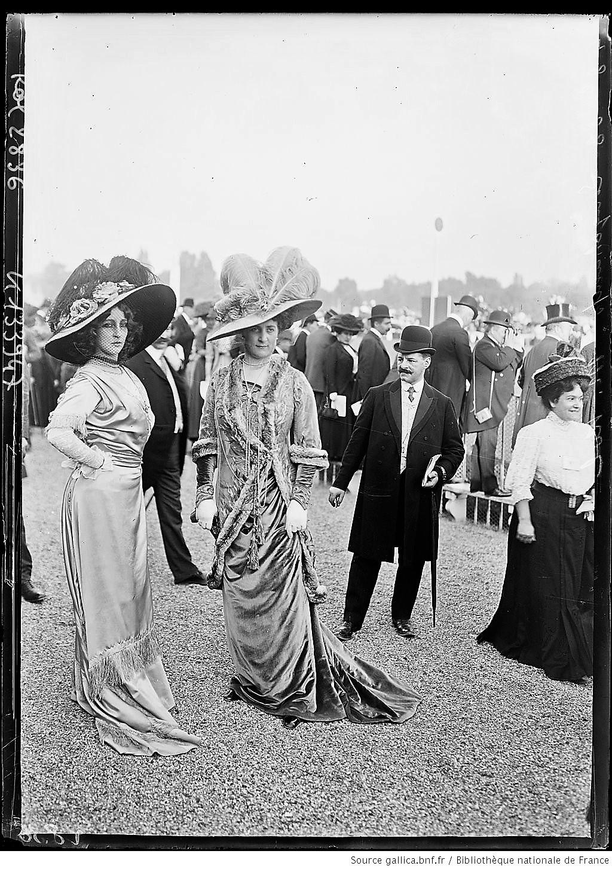 1908 Longchamp