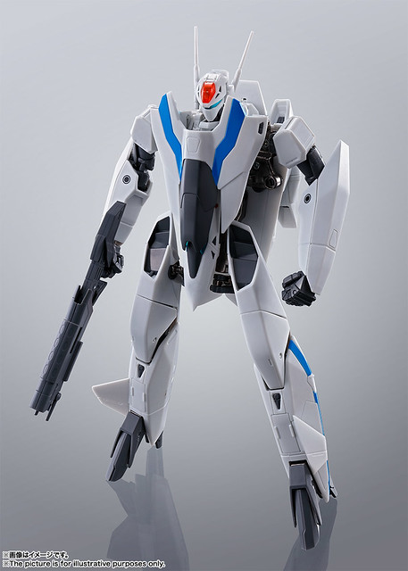 HI-METAL R 《超時空要塞II~LOVERS AGAIN~》武神機II +SAP(奈克斯・吉爾伯特機)!VF-2SS バルキリーII+SAP(ネックス・ギルバート機)