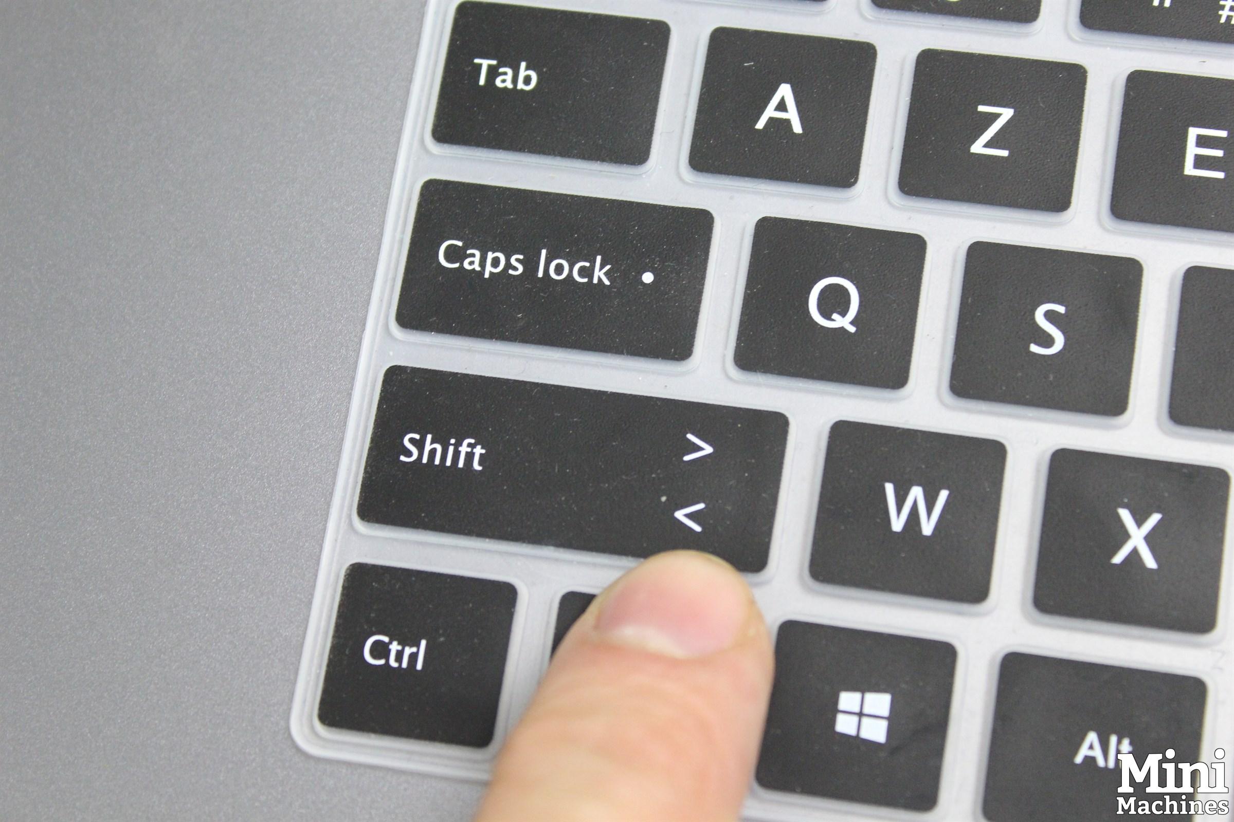 Un clavier silicone Azerty pour les ultrabooks Xiaomi