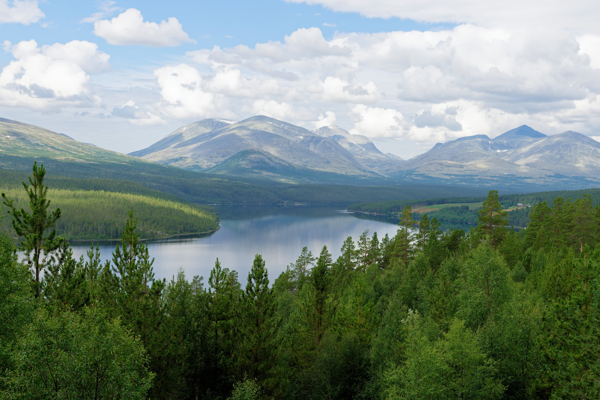 Norwegian Scenic Route Rondane