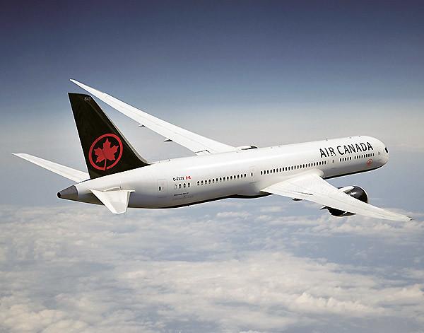 Air Canada B787-9 (2) (Air Canada)