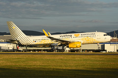 EC-MNZ Airbus A320-232 EGPH 17-07-18