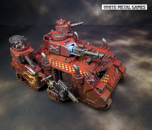 Evil Sunz Looted Wagon