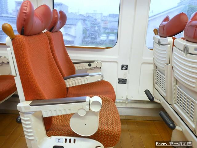 九州列車-特急列車音速號10