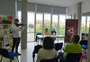 Brillant presentació de l´últim llibre de poemes de Gràcia Jiménez-7