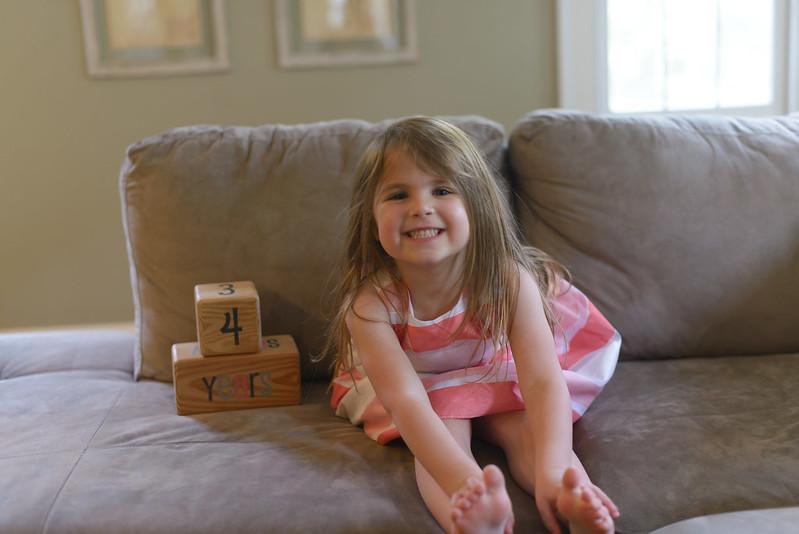Emma 4 years-9