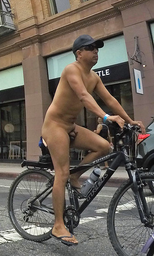 L.A. World Naked Bike Ride 2018 (113934)