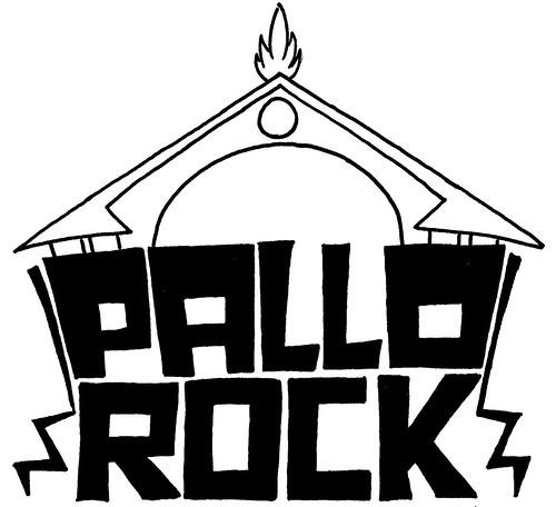 Pallorockin logo