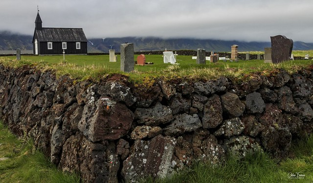 Búðakirkja Snæfellsnes