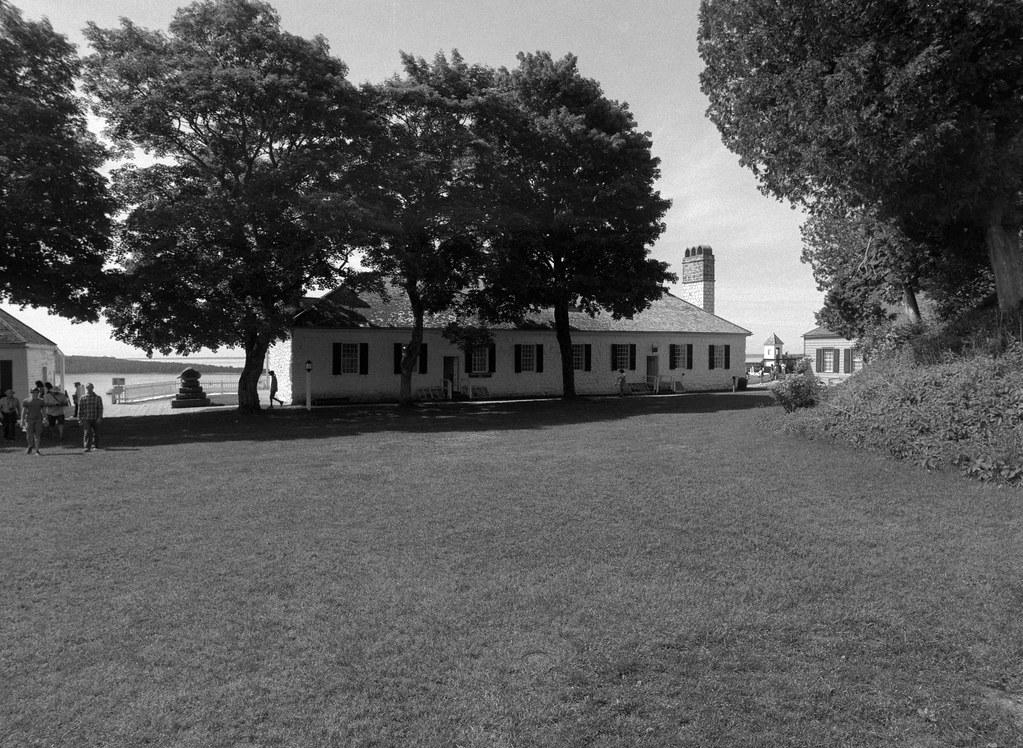 The Stone Barracks