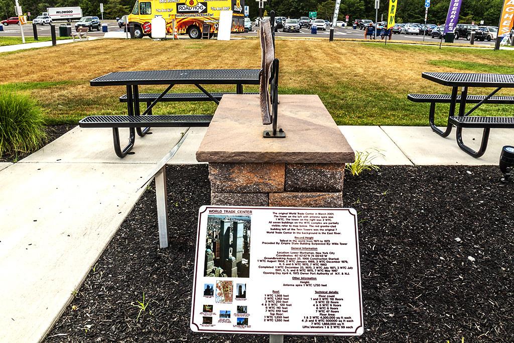 9-11 Memorial--Hammonton