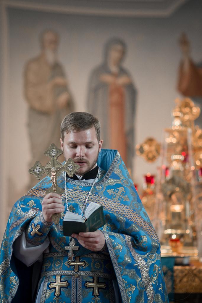 8-9 июля 2018, Тихвинской иконы Божией Матери (1383) / 8-9 July 2018, Appearance of the Tikhvin Icon of the Most Holy Theotokos (1383)
