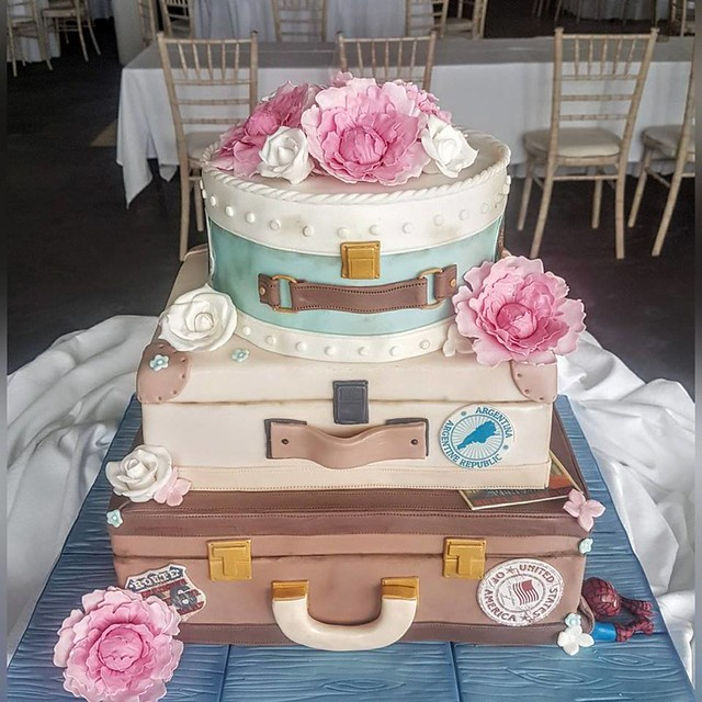 Cake by Rachael's Cakes and Cupcakes Ireland