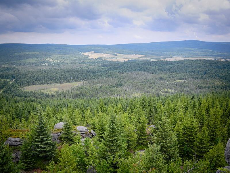 góry izerskie czeska strona