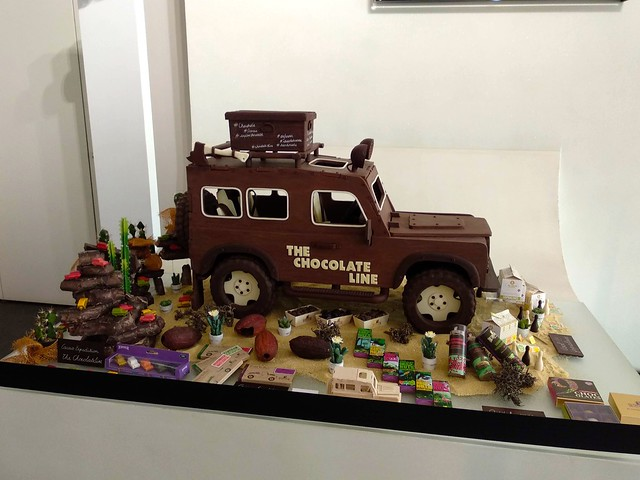camion chocolate  - 43354609742 e15aa4d617 z - The Chocolate Line: un paraíso para los amantes del chocolate.