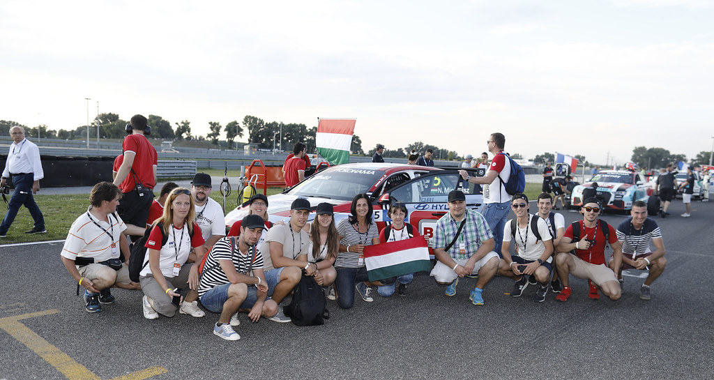 ambiance  during the 2018 FIA WTCR World Touring Car cup race of Slovakia at Slovakia Ring, from july 13 to 15 - Photo François Flamand / DPPI.