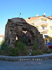 Yozgat Eski Hamam Kalıntısı
