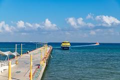 Playa del Carmen Fähre