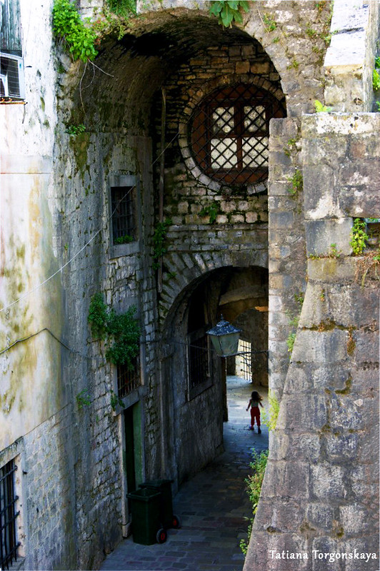 Выход через ворота Гурдич