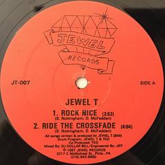 JEWEL T:ROCK NICE(LABEL SIDE-A)