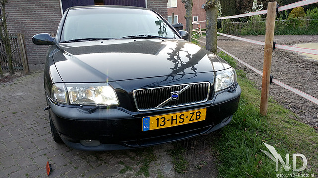 Volvo S80 2.4T Front View 18-04-2018