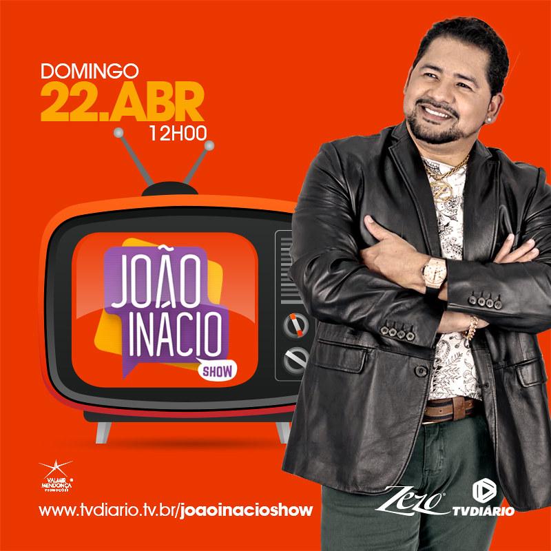 ZEZO - João Inácio Show - Abril 2018