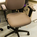 Vintage medium back operator chair E100