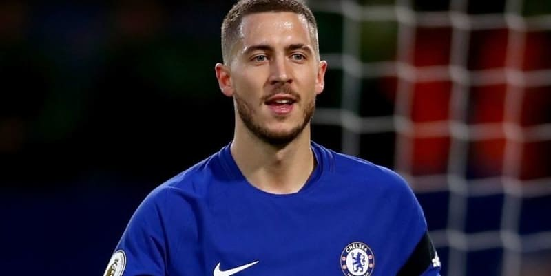 Menolak Kontrak Baru di Chelsea, Hazard Kemungkinan Akan Bergabung Bersama Madrid