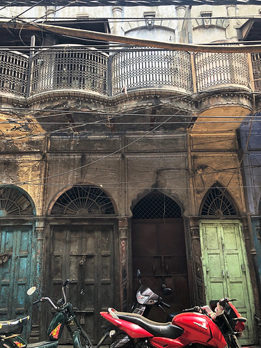 City Landmark - Mansion With Seven Doors, Galli Chooriwallan
