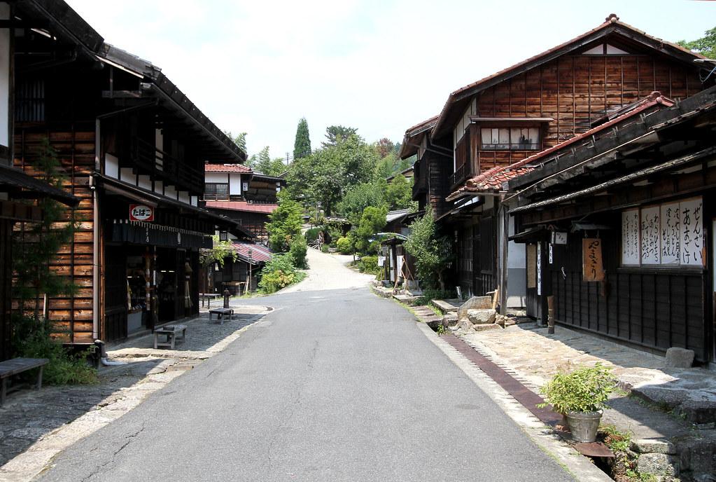Kiso Valley, Japan