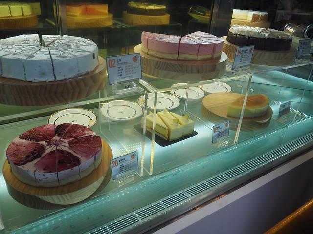 P6158082 C27( 씨이십칠) チーズケーキ専門店 カロスキル 韓国 ソウル カフェ ひめごと