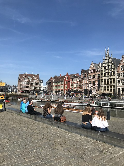 City Tour of Ghent