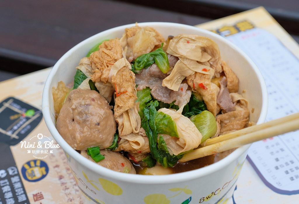 葉嗑膜滷味.中華夜市美食18
