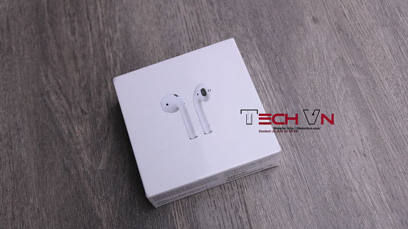 TechVn - Apple Airpods 02