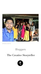 #TheCreativeStoryteller