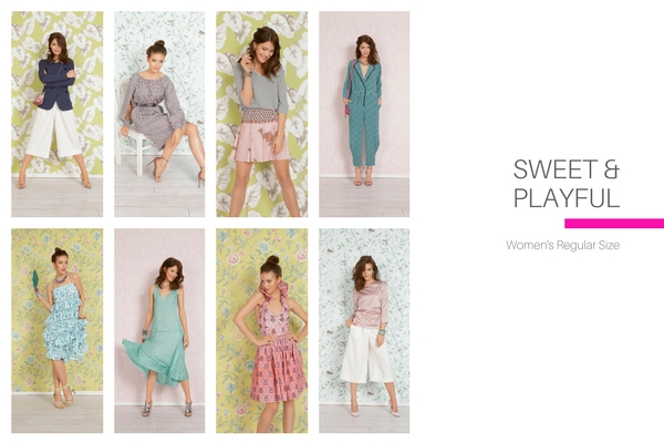 Sweet and Playful Collection