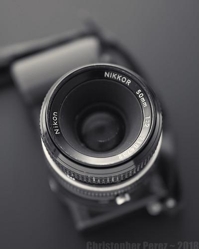 Sony and Nikon Nikkor lenses