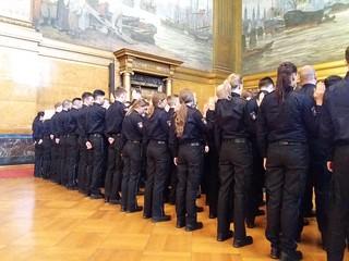 Vereidigung von Polizistinnen und Polizisten 18.4.18