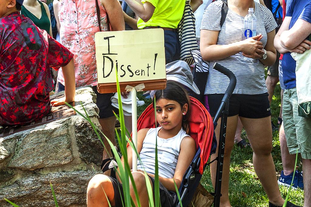 I Dissent--Logan Circle