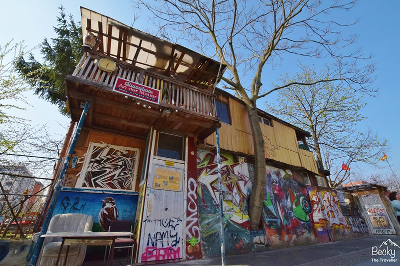 Berlin tree house - alternative things to do