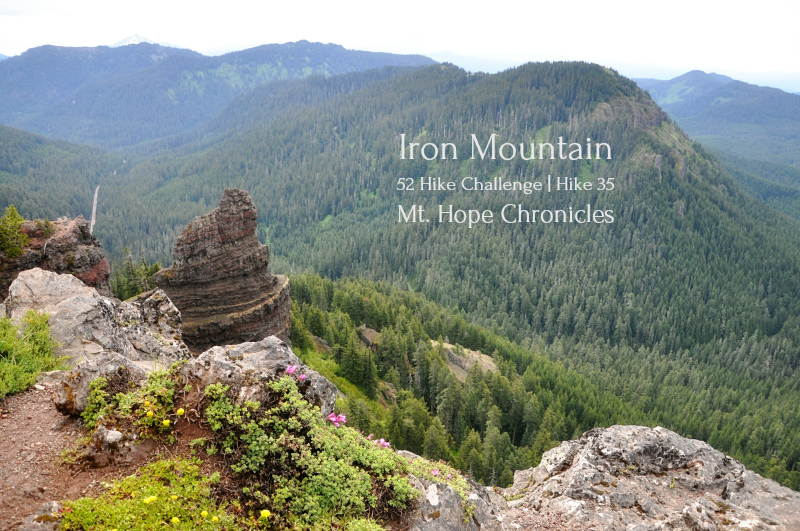 Iron Mountain @ Mt. Hope Chronicles