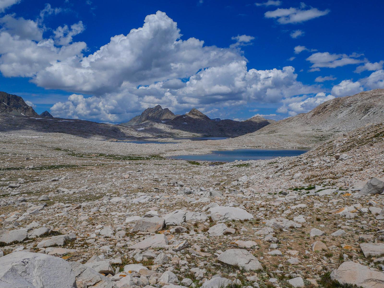 Upper Evolution Valley below Muir Pass