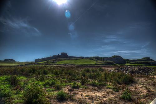 Fort Tourgis and W 1 StP Türkenburg - Alderney