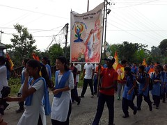 Celebration of International Day of Yoga by Vivekananda Kendra Vidyalayas