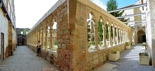Claustre el convent de Sant Francesc