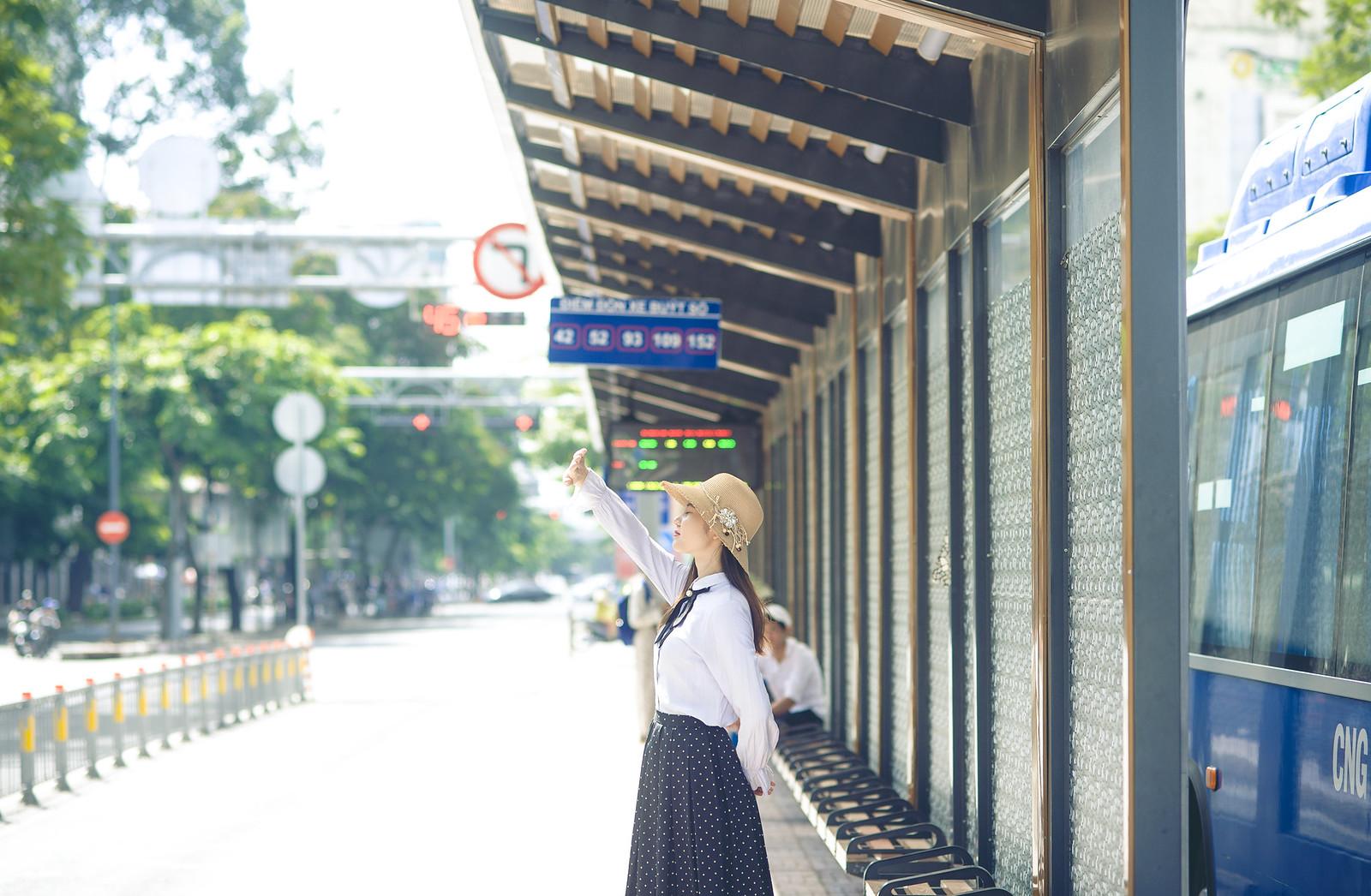 42406836134 349dae4a8c h - Trạm xe buýt quận 1, địa điểm check-in mới cho giới trẻ Sài Gòn