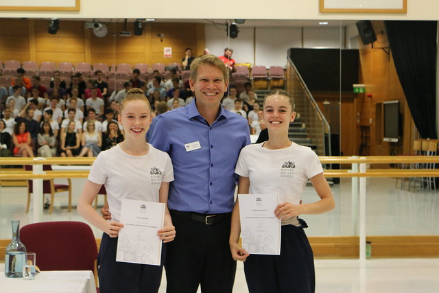 Upper School Prize Giving 2018