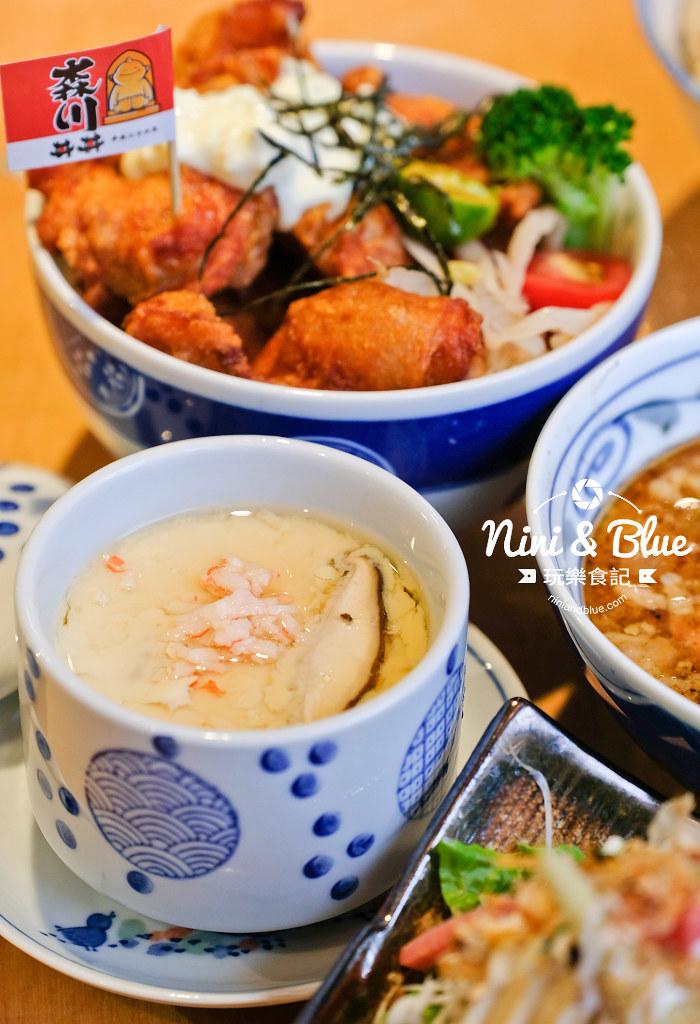 森川丼丼 台中 梅亭街 美食丼飯15