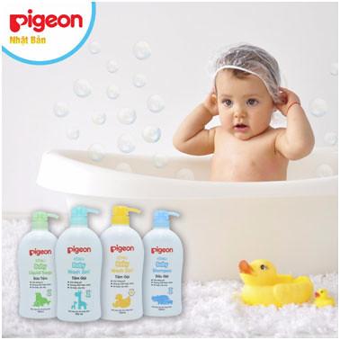Sữa tắm an toàn cho trẻ sơ sinh - những thông tin các mẹ cần biết