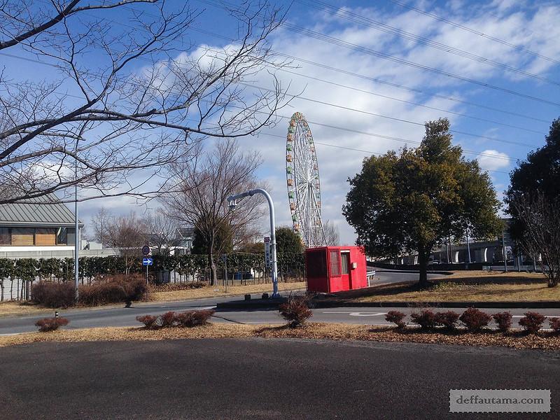 Babymoon ke Jepang - Kawashima Ferris Wheel